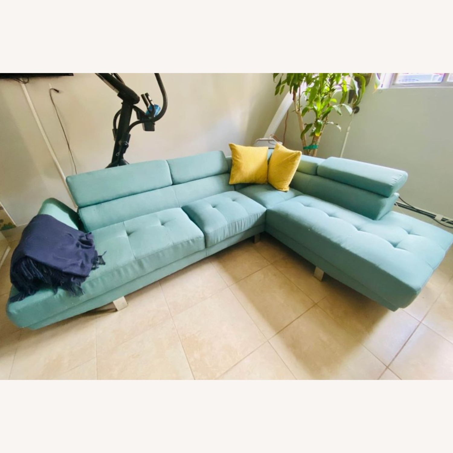 Wayfair Sectional Couch - image-2