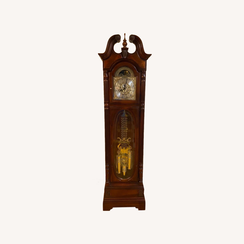 Howard Miller Grandfather Clock - image-0
