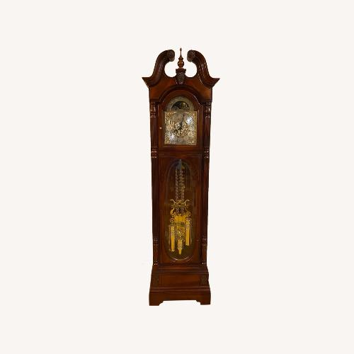Used Howard Miller Grandfather Clock for sale on AptDeco