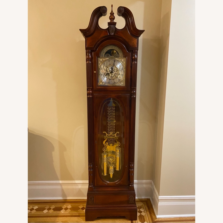 Howard Miller Grandfather Clock - image-1