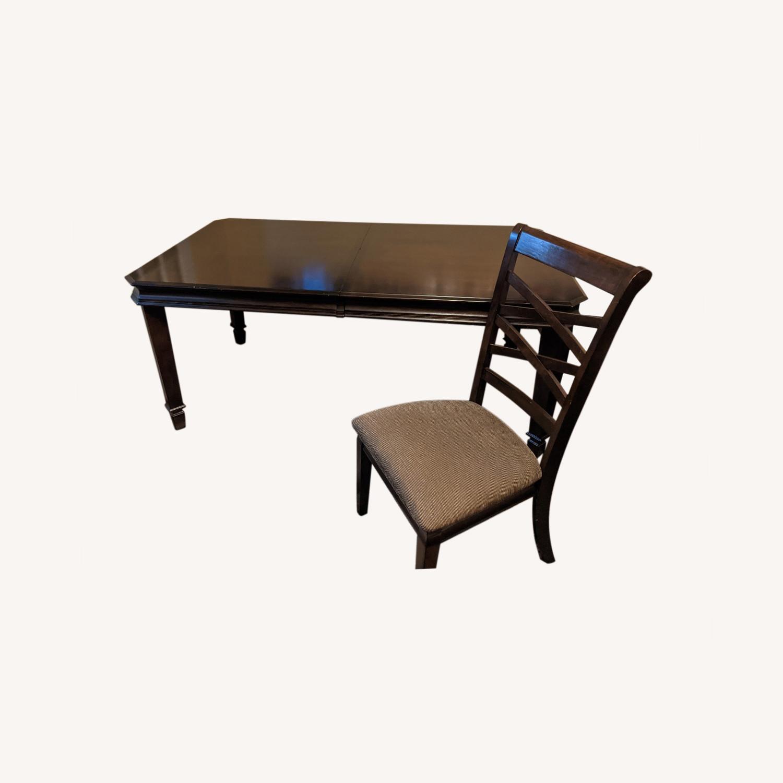 Ashely Furniture 6 Piece Dining Set - image-3