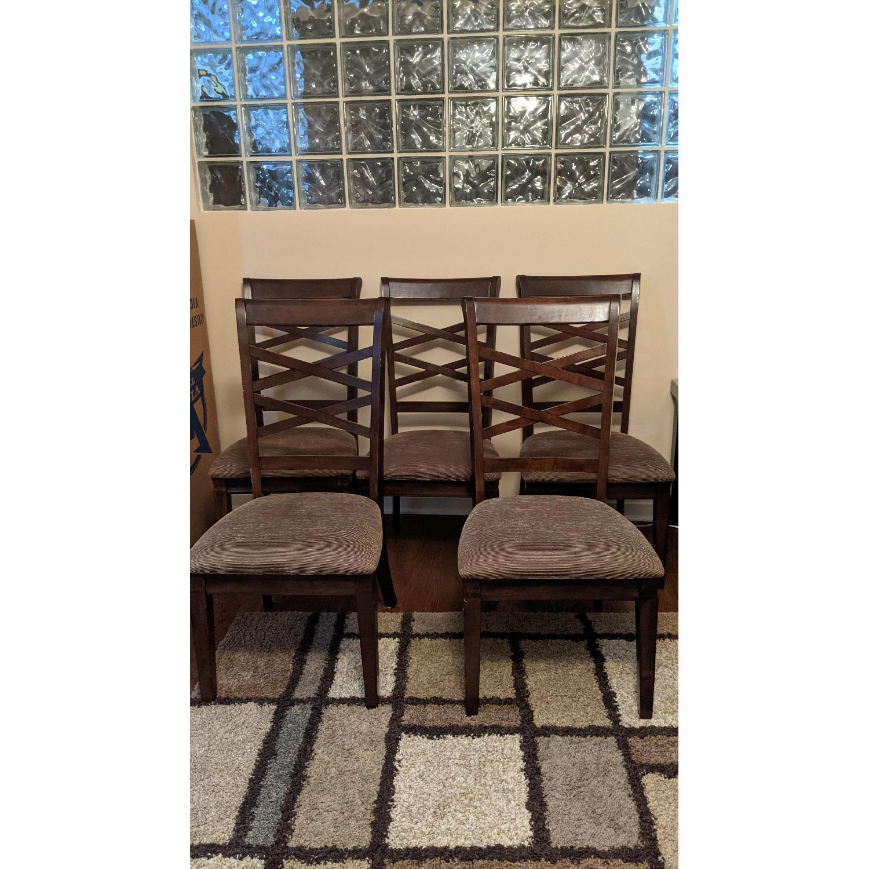 Ashely Furniture 6 Piece Dining Set - image-4