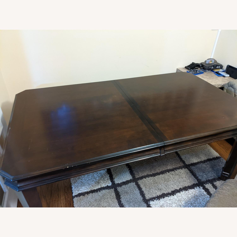 Ashely Furniture 6 Piece Dining Set - image-1