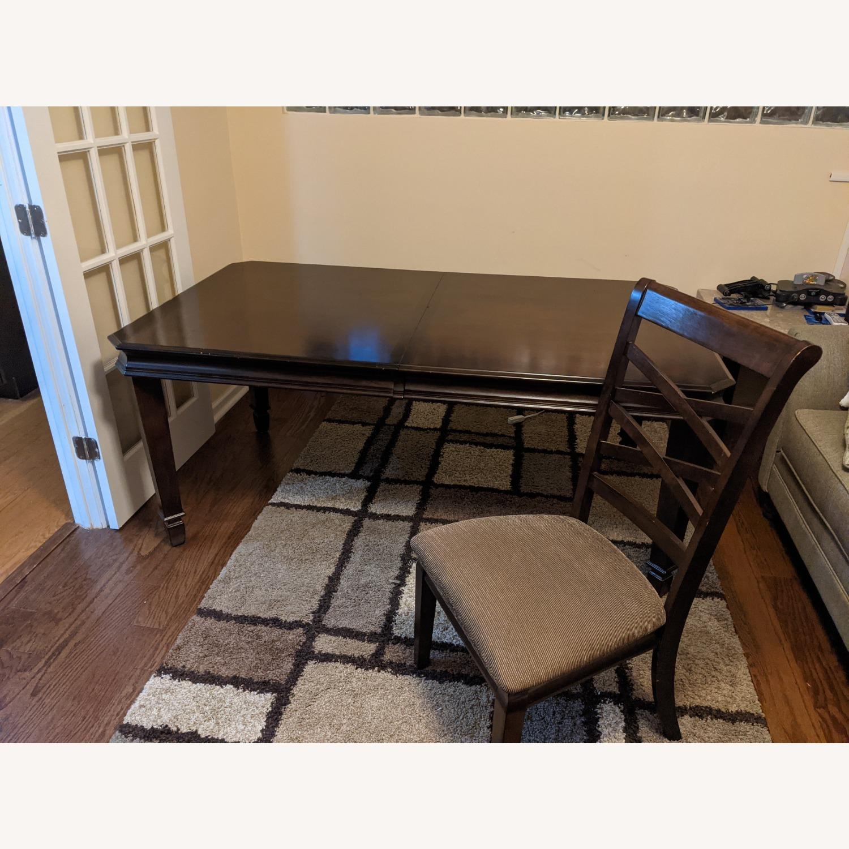 Ashely Furniture 6 Piece Dining Set - image-0
