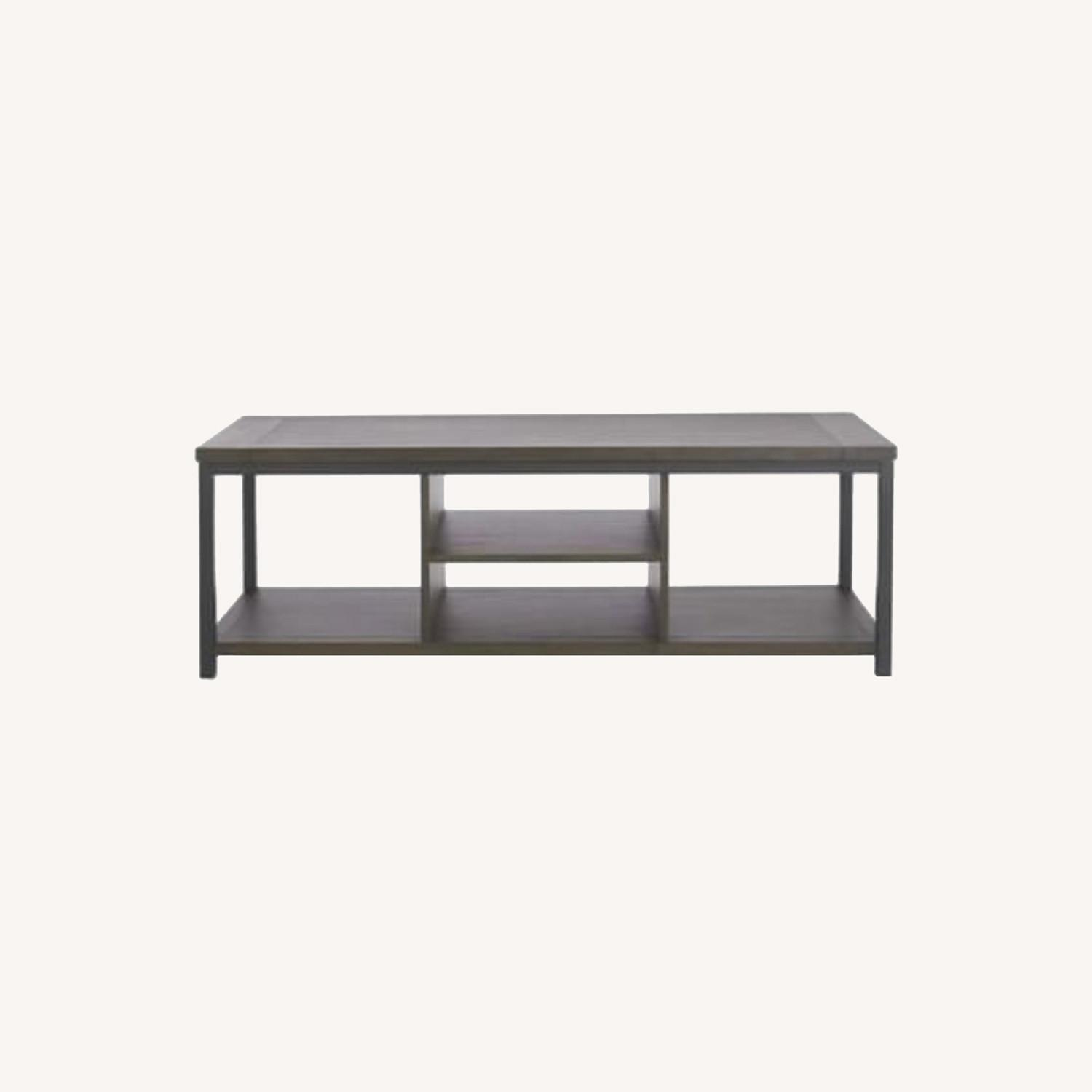 Crate and Barrel Media Stand - image-0