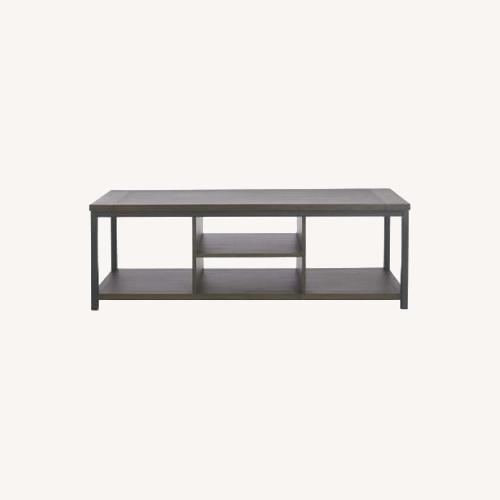 Used Crate and Barrel Media Stand for sale on AptDeco