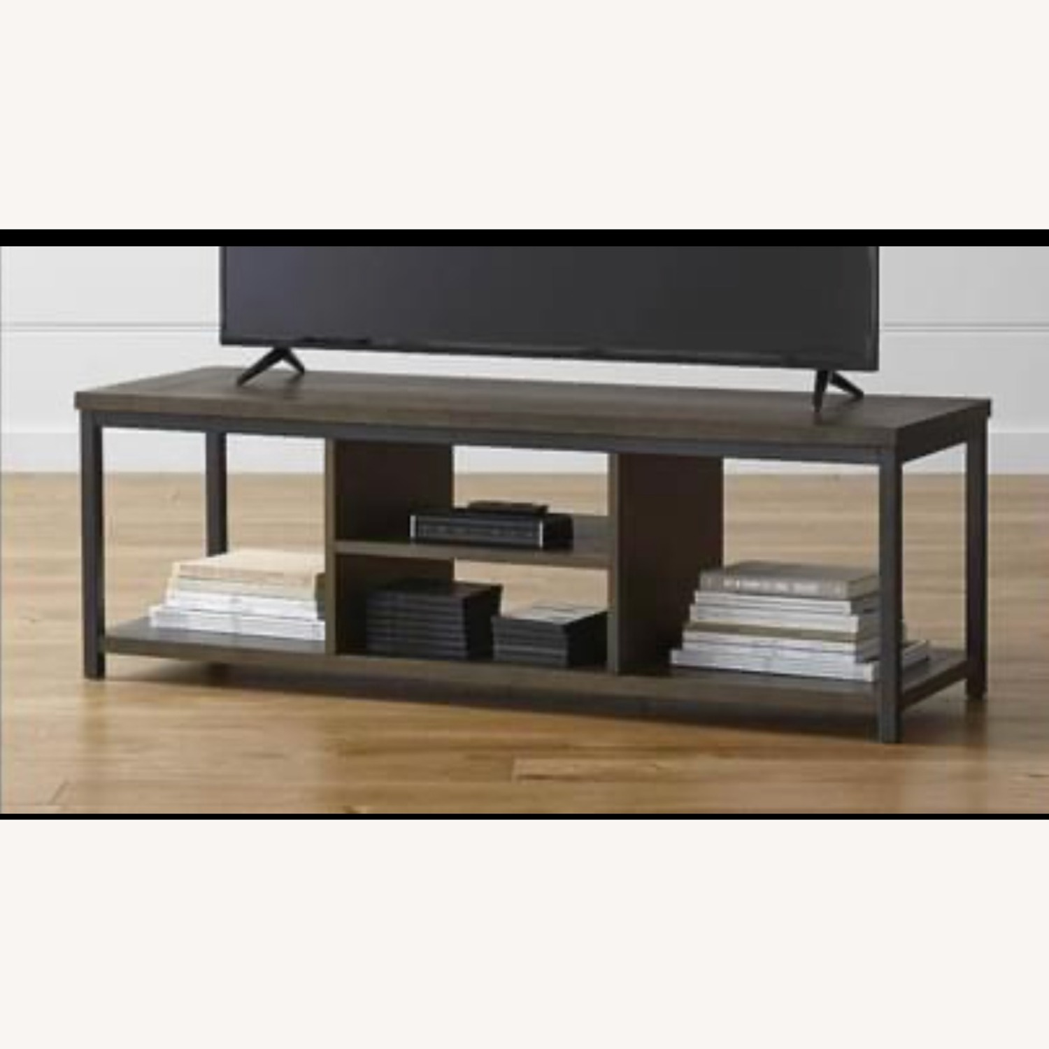Crate and Barrel Media Stand - image-1