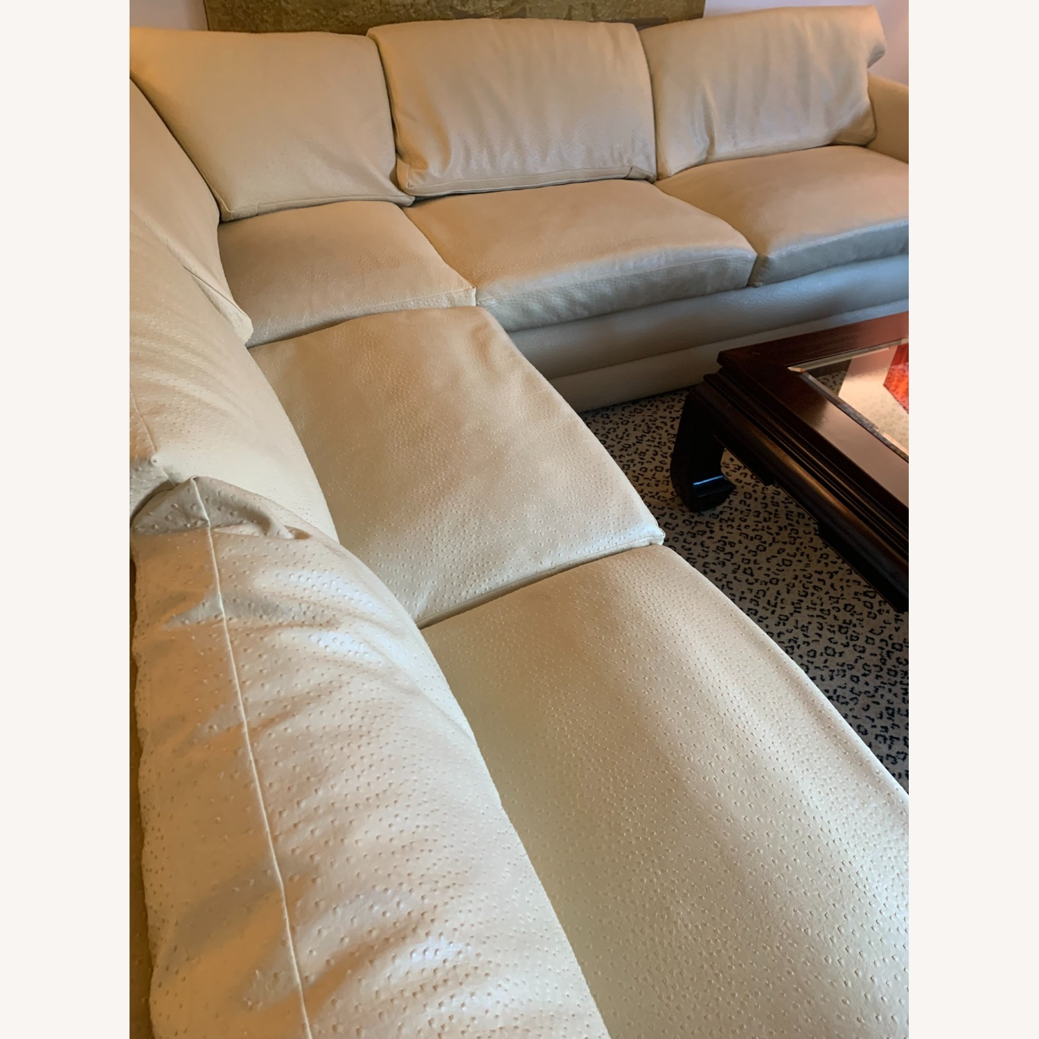 Sectional Sofa With Queen-Size Bed - image-7