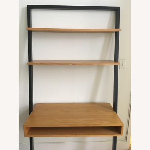 Used Mercury Row Leaning Ladder Desk for sale on AptDeco