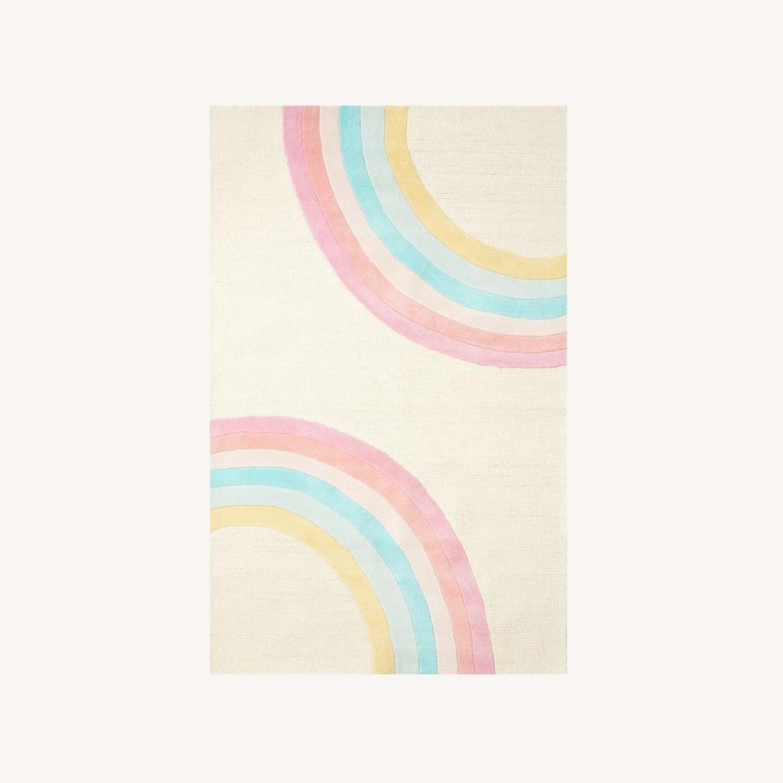 West Elm Rainbows Rug, 7X10 - image-0