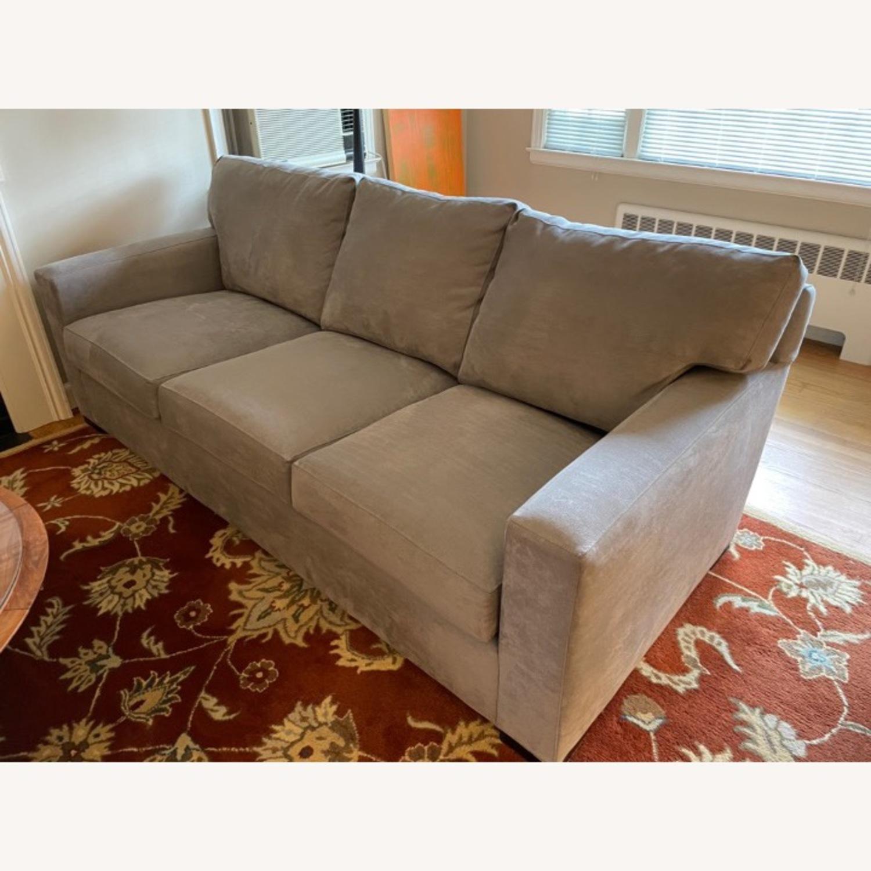 Crate & Barrel Axis II Queen Sleeper Sofa - image-2