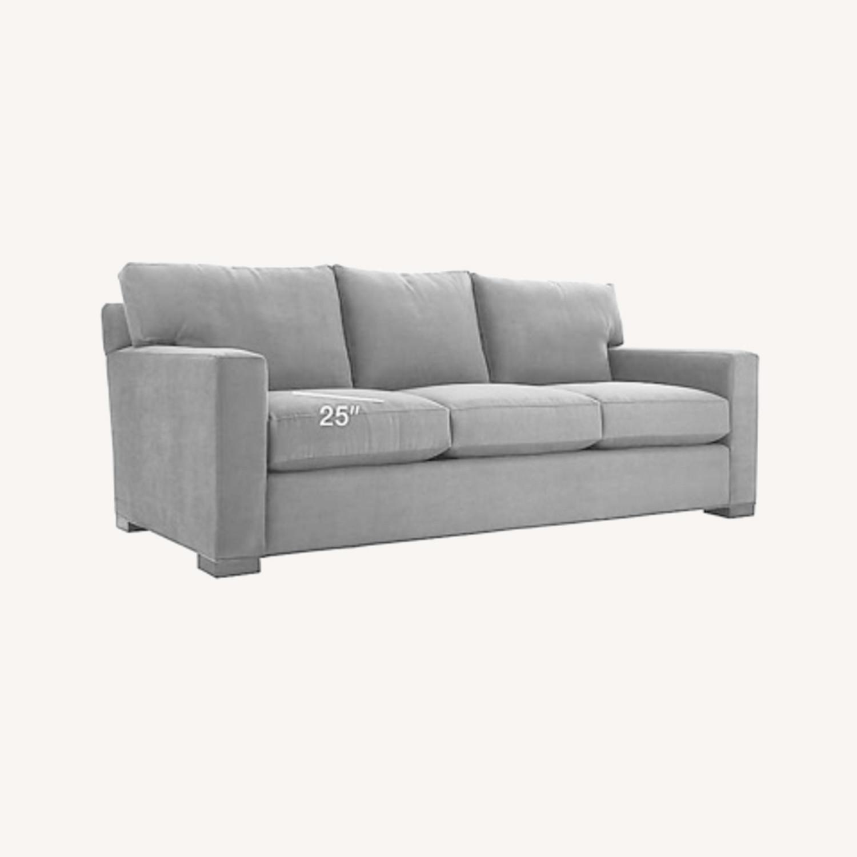 Crate & Barrel Axis II Queen Sleeper Sofa - image-0