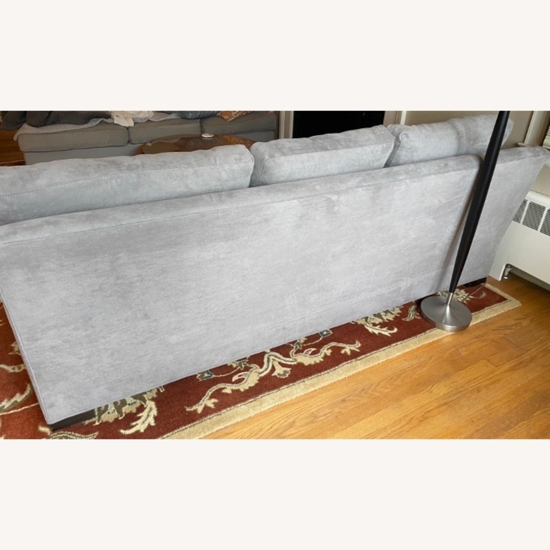 Crate & Barrel Axis II Queen Sleeper Sofa - image-4