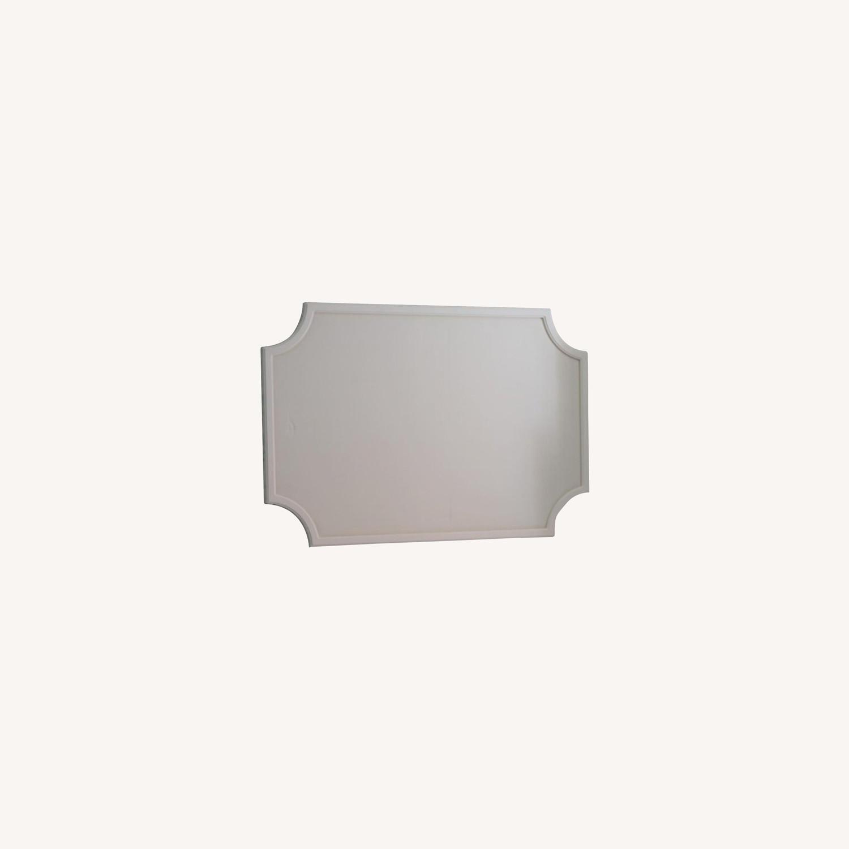 Pottery Barn Teen Scalloped Pinboard - image-0