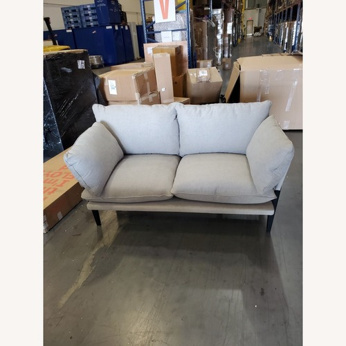 Used Floyd The Sofa / Two-Seater / Lunar Grey for sale on AptDeco