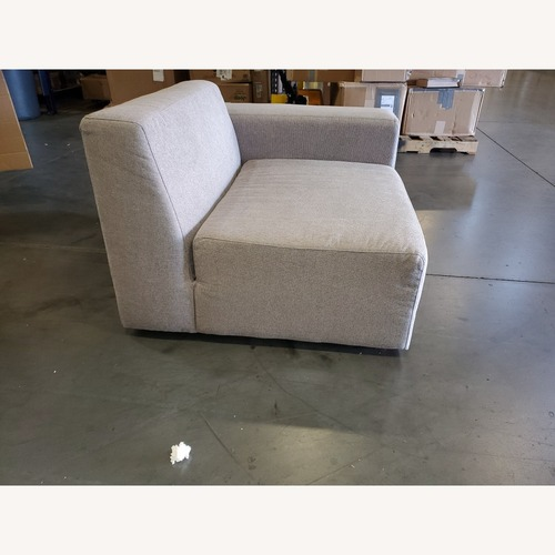 Used Floyd The Sectional / Left End / Mineral for sale on AptDeco