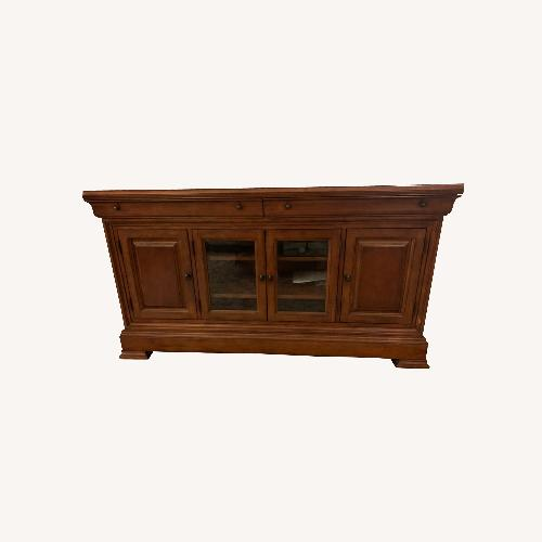 Used Thomasville TV Stand for sale on AptDeco