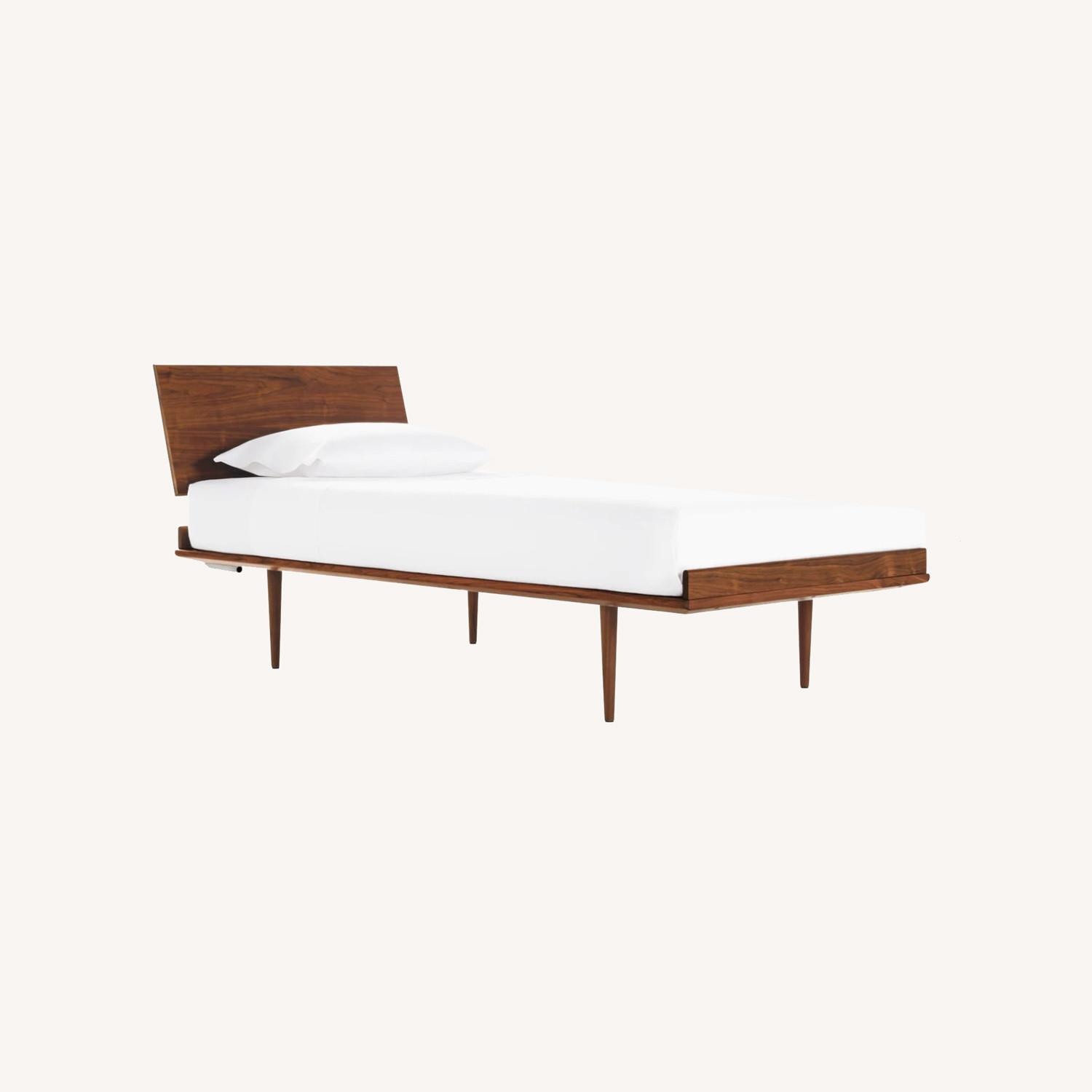 Design Within Reach Twin Beds Mid Century Modern - image-0