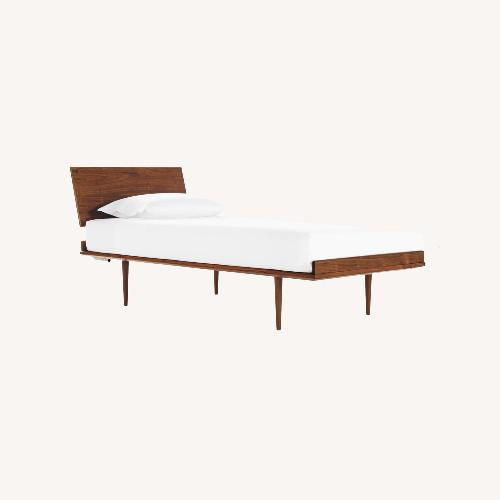 Used Design Within Reach Twin Beds Mid Century Modern for sale on AptDeco