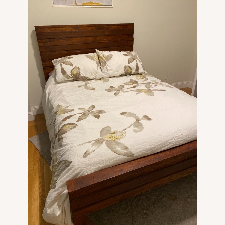 West Elm Full Bed - image-3