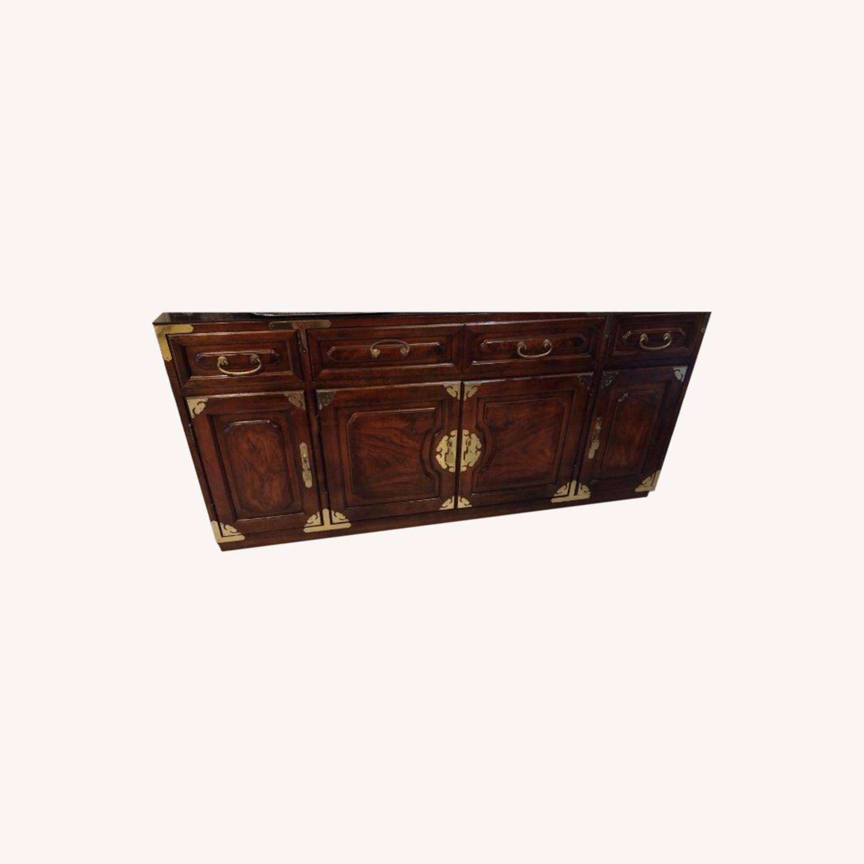 Bernhardt Vintage China Dresser - image-0