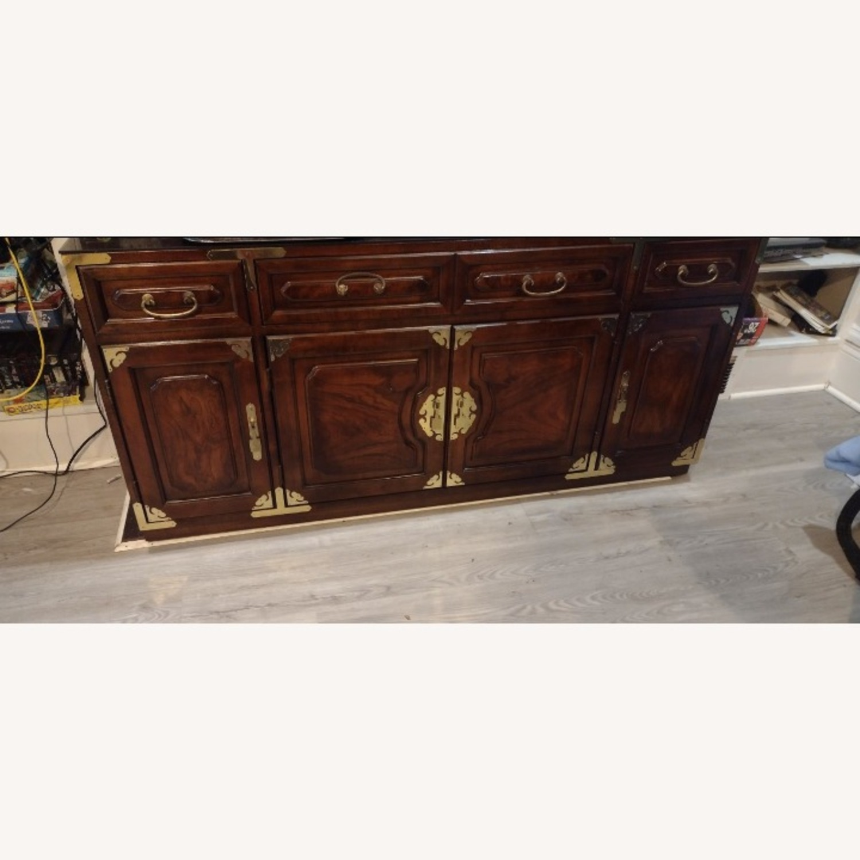 Bernhardt Vintage China Dresser - image-3
