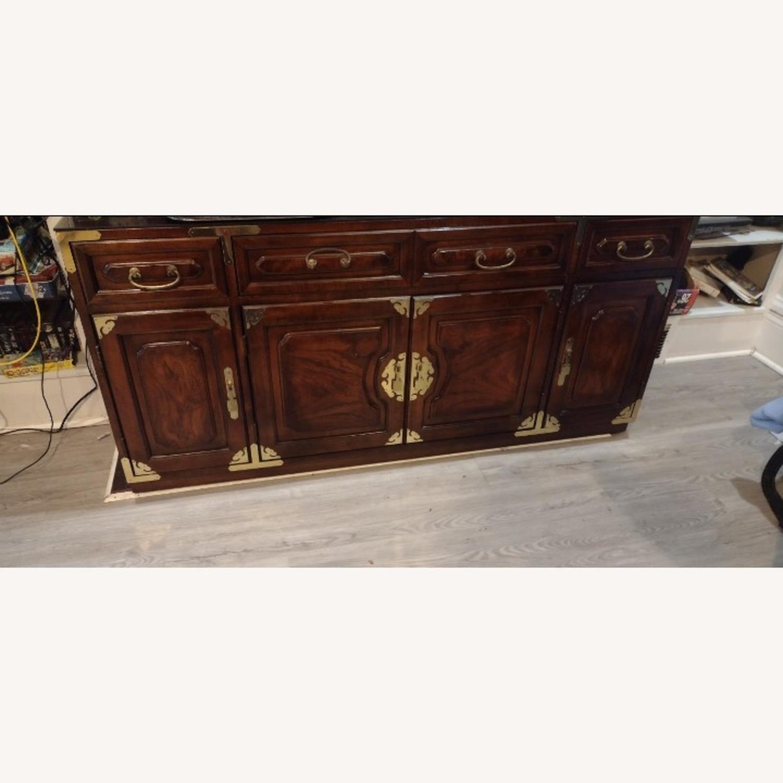 Bernhardt Vintage China Dresser - image-1