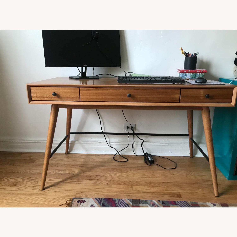 Wayfair Mid Century Modern Desk - image-3