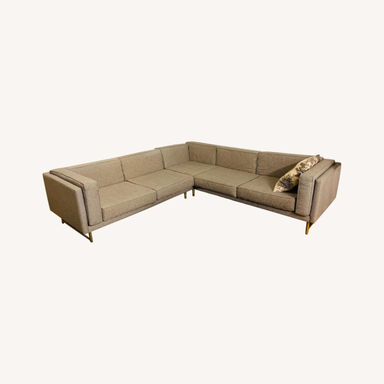 Joybird Modern Sectional Sofa - image-0