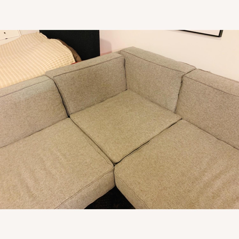 Joybird Modern Sectional Sofa - image-7