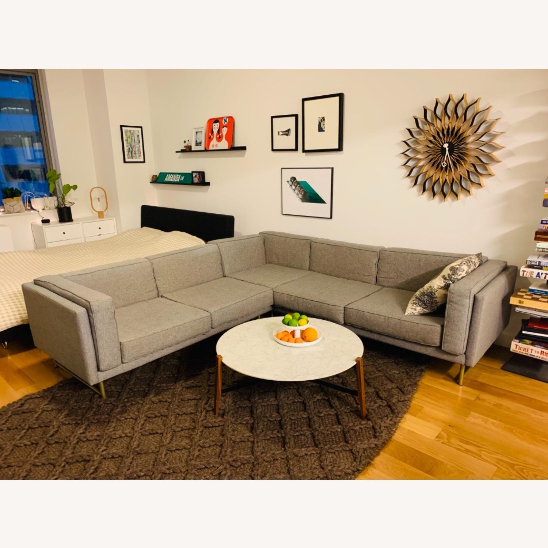 Joybird Modern Sectional Sofa - image-3