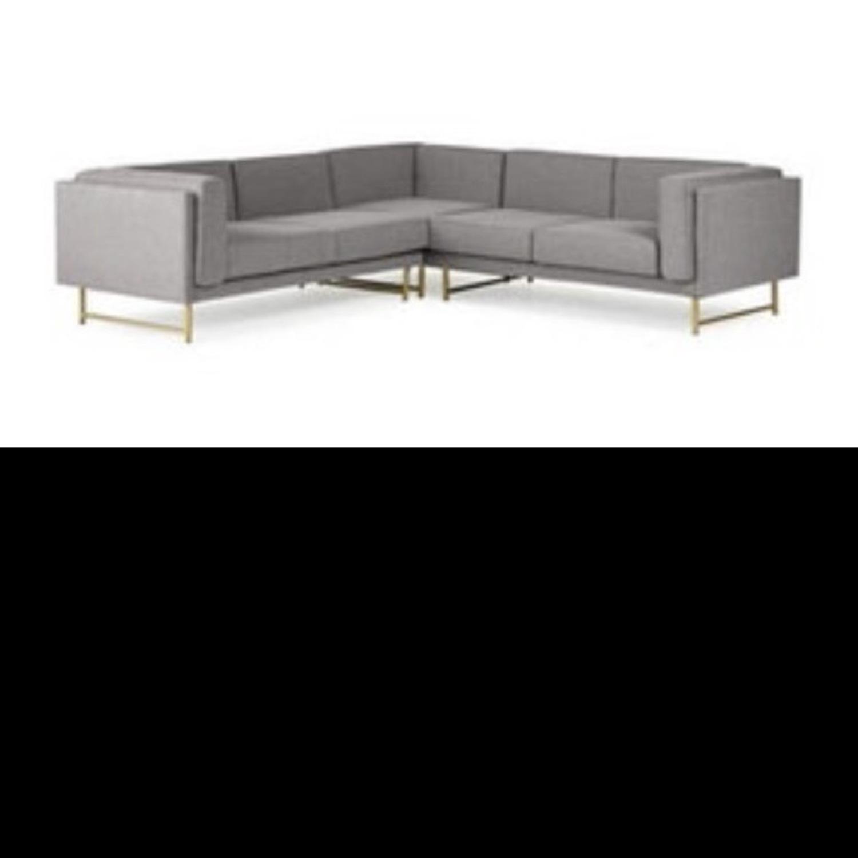 Joybird Modern Sectional Sofa - image-1