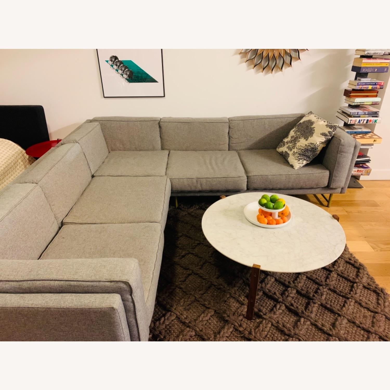 Joybird Modern Sectional Sofa - image-4