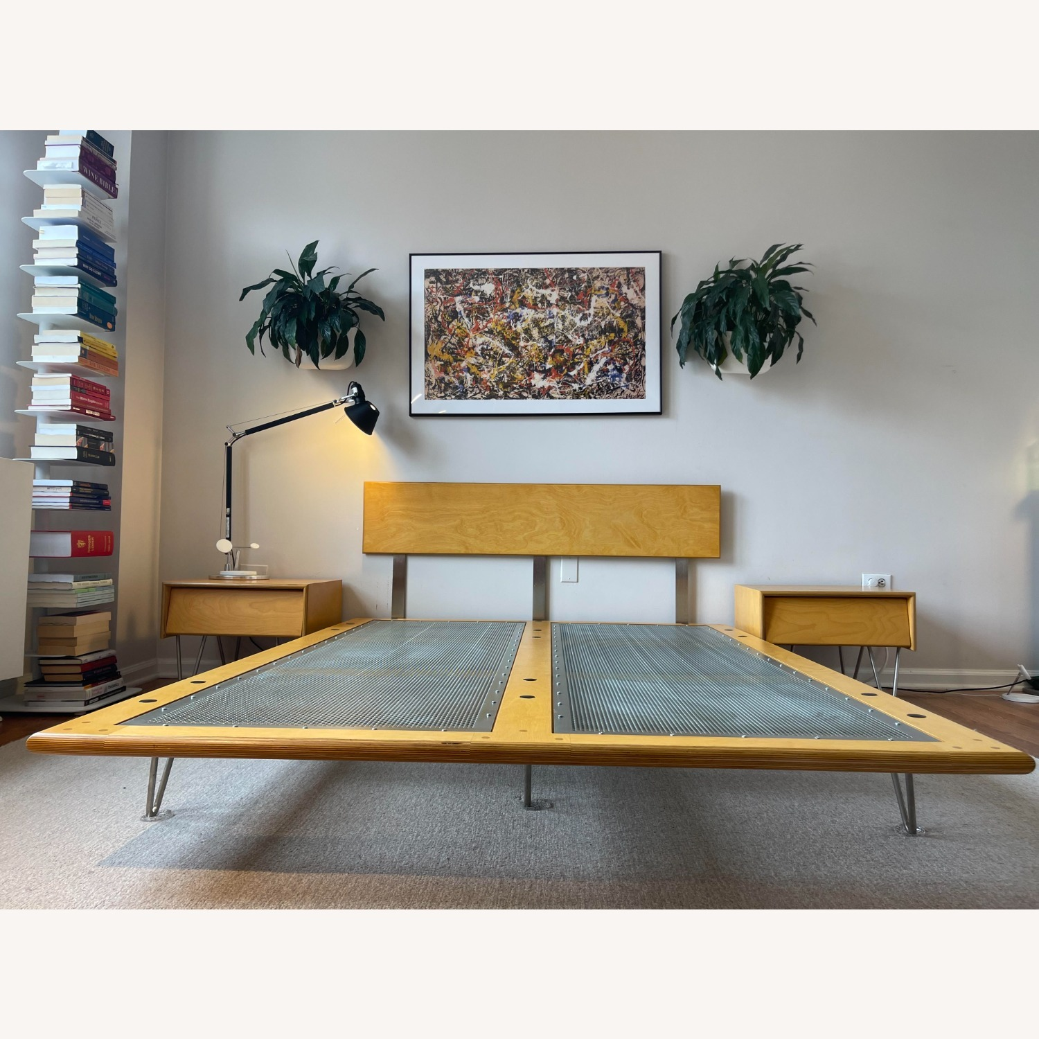 Modernica Case Study Queen Bed Classic Stain - image-2