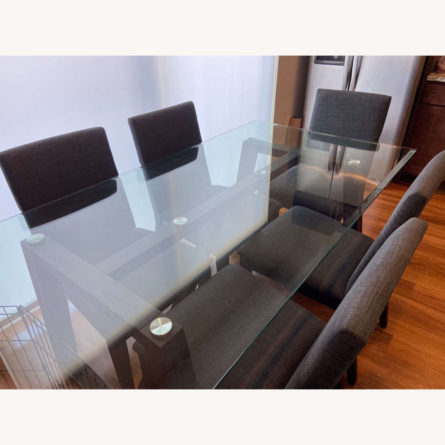 Raymour and Flanigan Dining Set - image-3