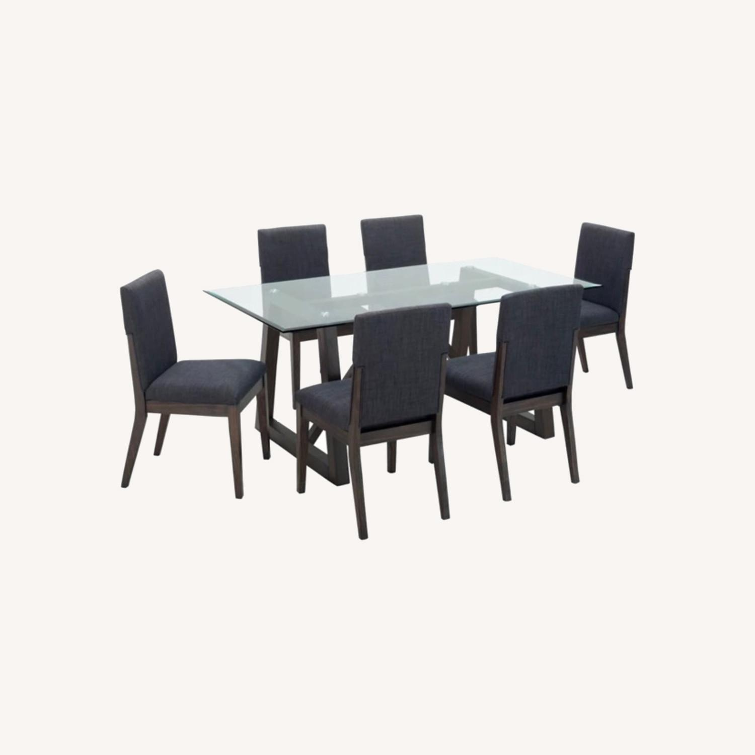 Raymour and Flanigan Dining Set - image-0