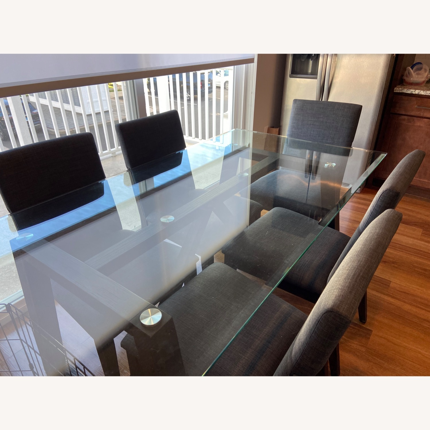 Raymour and Flanigan Dining Set - image-2