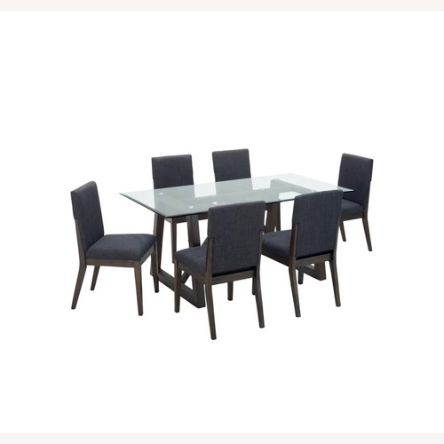 Used Raymour and Flanigan Dining Set for sale on AptDeco