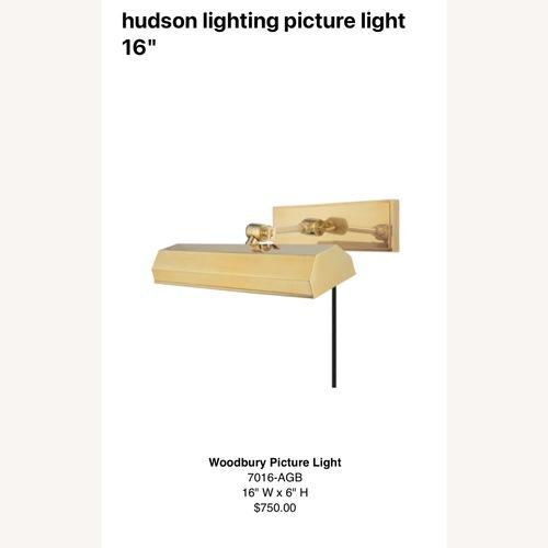 Used Hudson Valley Lighting Library Lights for sale on AptDeco