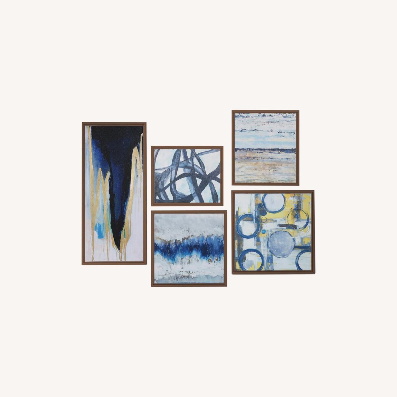 Wayfair Gallery Wall Set - Framed - image-0