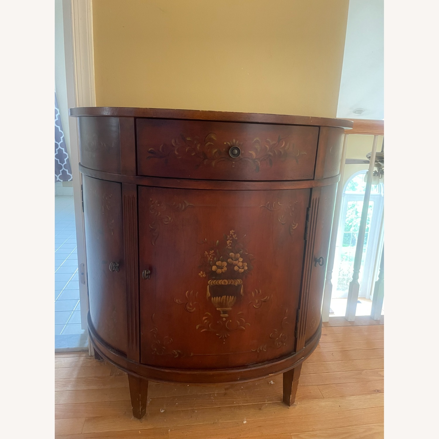 Ethan Allen Accent Table - image-1