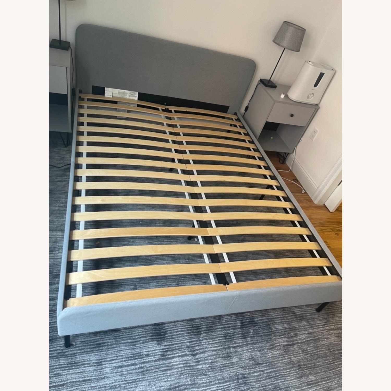 IKEA SLATTUM Bed - image-2