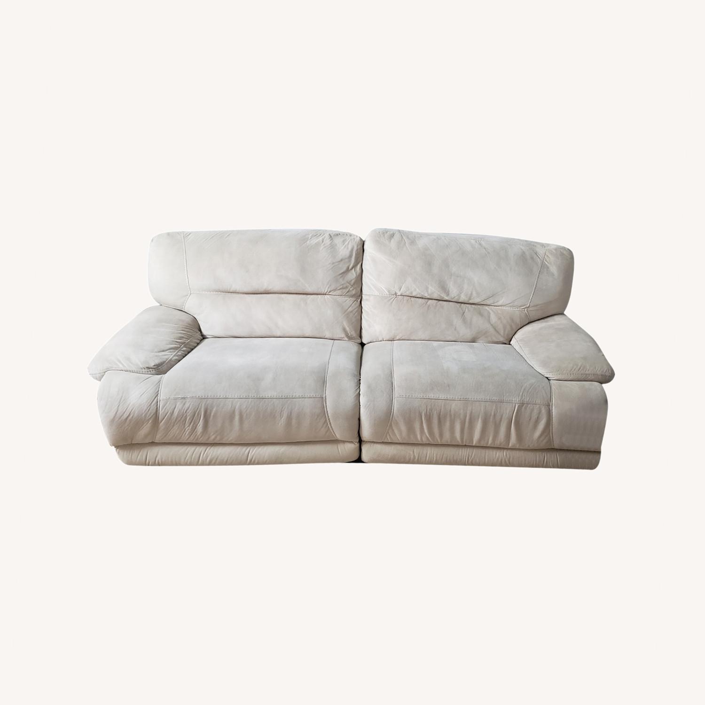 Rooms To Go Comfy Sofa - image-0