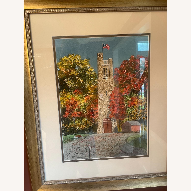 Bucks County Artist Craig Hackett Original - image-1