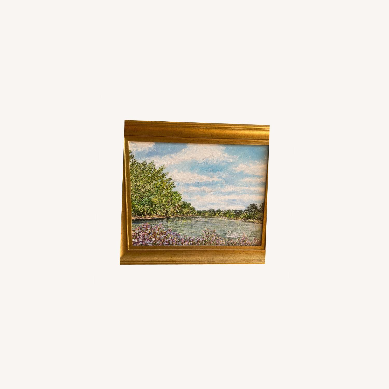 Bucks County Artist James Redding Original - image-0
