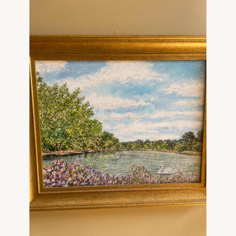 Bucks County Artist James Redding Original - image-1