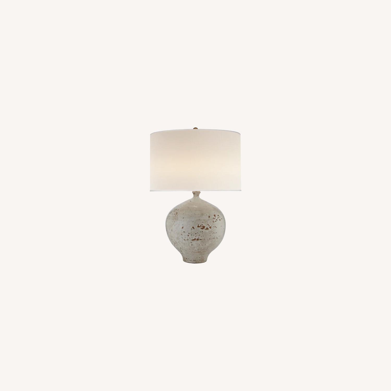 Pair of Ceramic Table Lamps - image-0