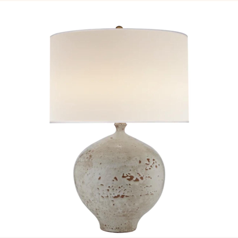 Pair of Ceramic Table Lamps - image-1