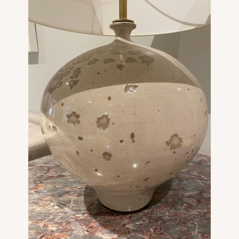 Pair of Ceramic Table Lamps - image-2
