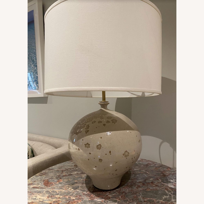 Pair of Ceramic Table Lamps - image-3
